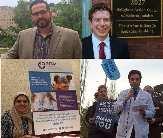 People of all faiths work to increase access to healthcare