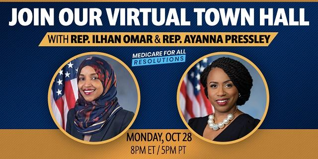 M4All Virtual Town Hall