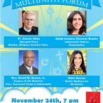 Multifaith Medicare for All Forum